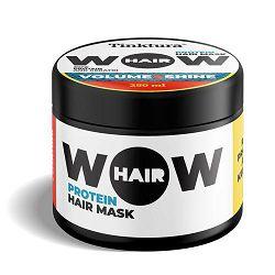 Proteinska maska za kosu Volume & Shine